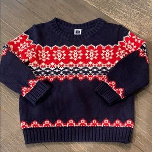 Janie and Jack cotton sweater